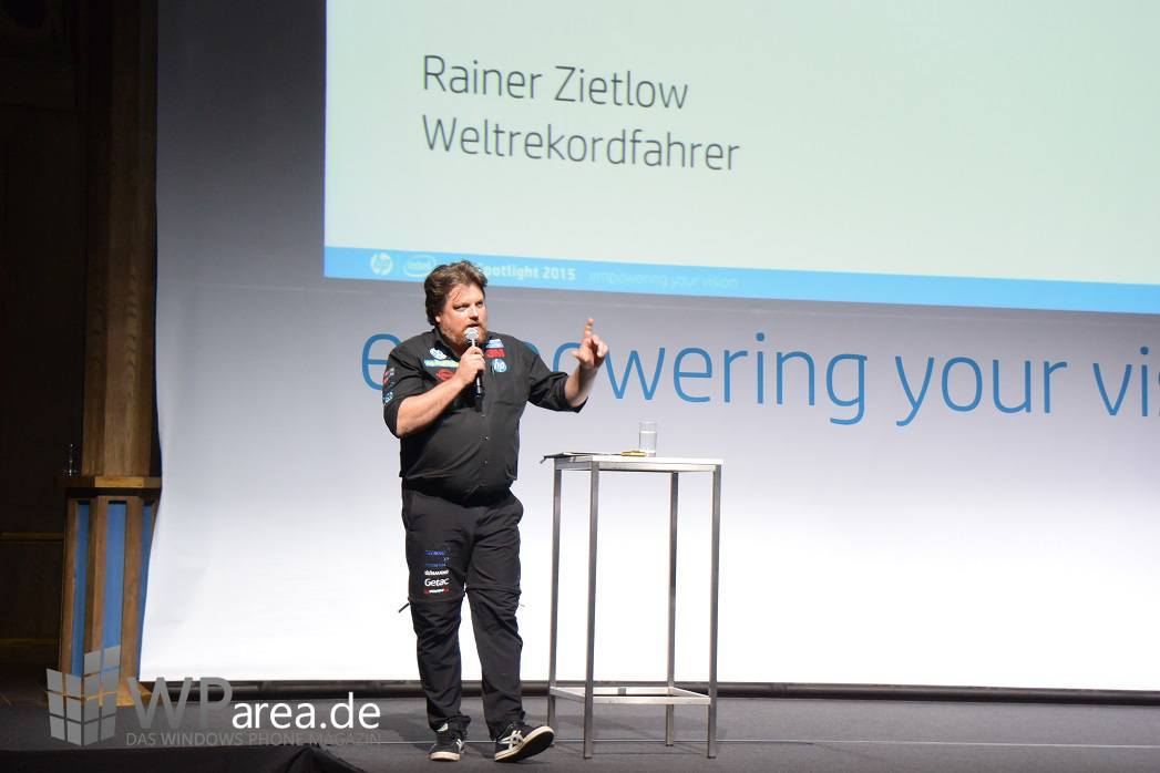 Rainer Zietlow HP Spotlight 2015