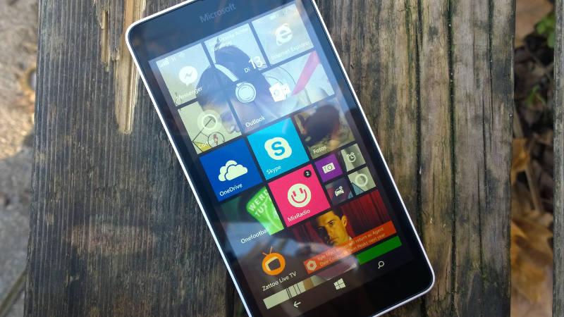 Neues Firmware-Update für Microsoft Lumia 535 verfügbar