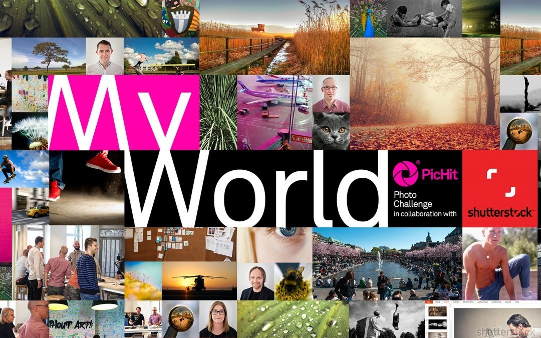 PicHitMe Myworld