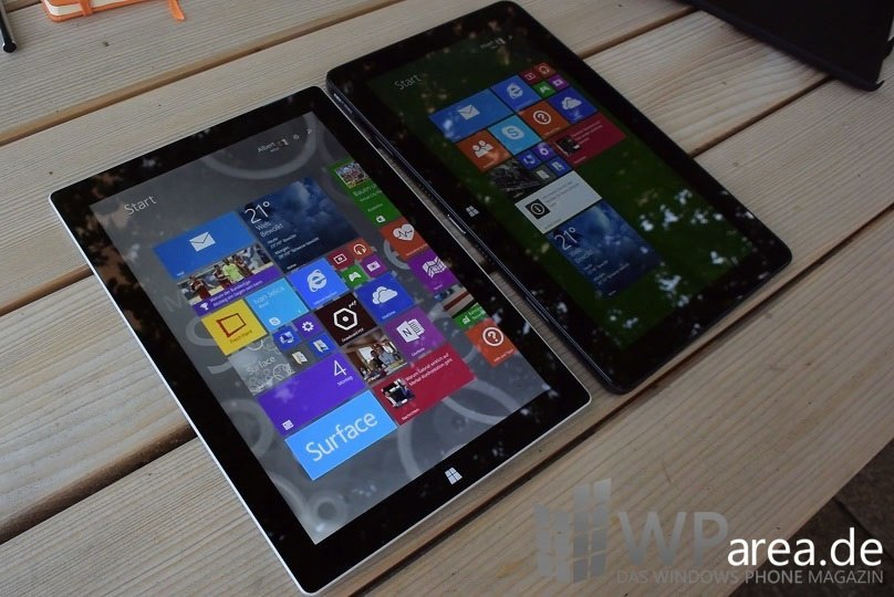 Surface 3 Alternative Dell Venue 11 Pro