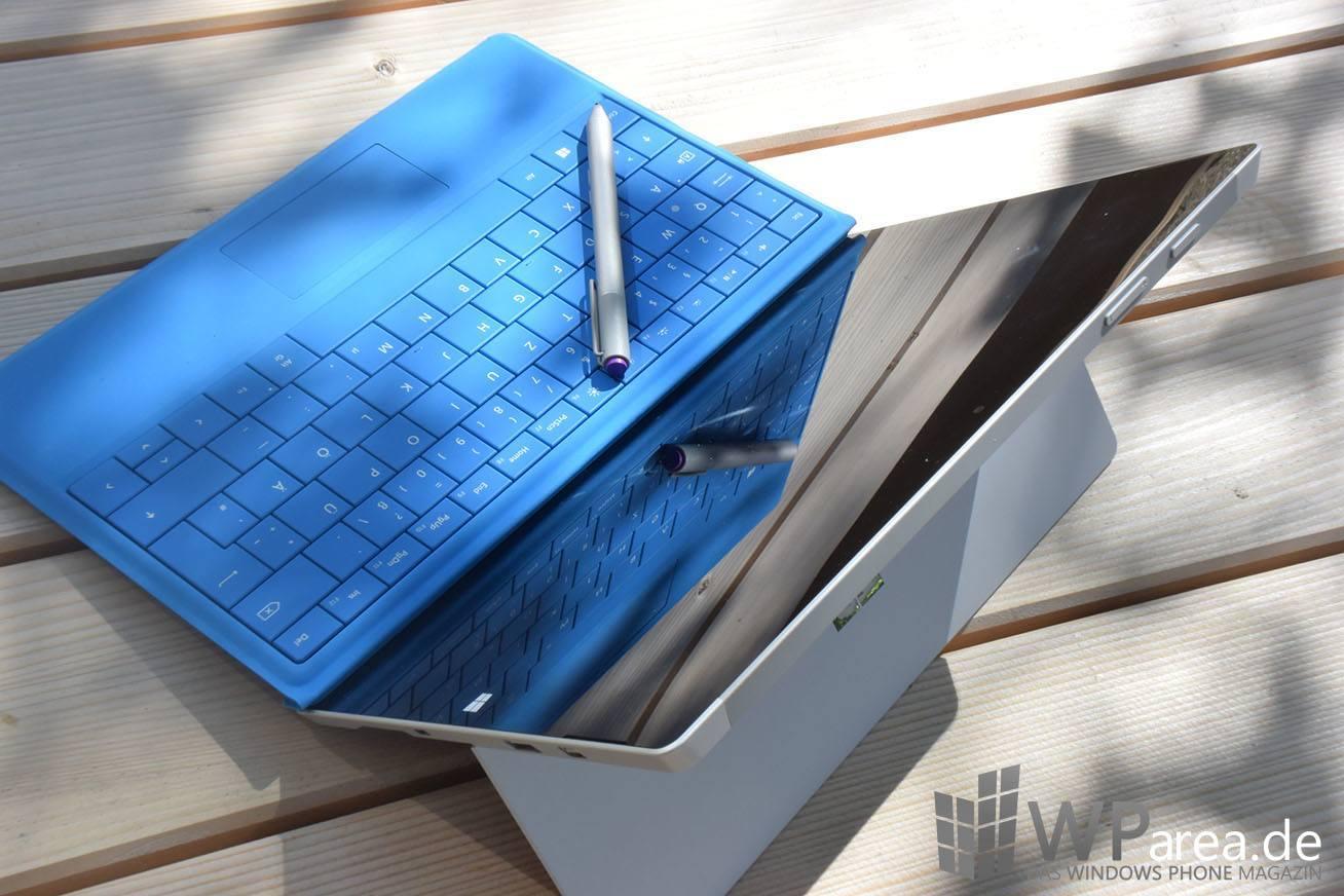 Deal: Surface 3 in Höchstkonfiguration mit Type Cover und Dock für 749 Euro