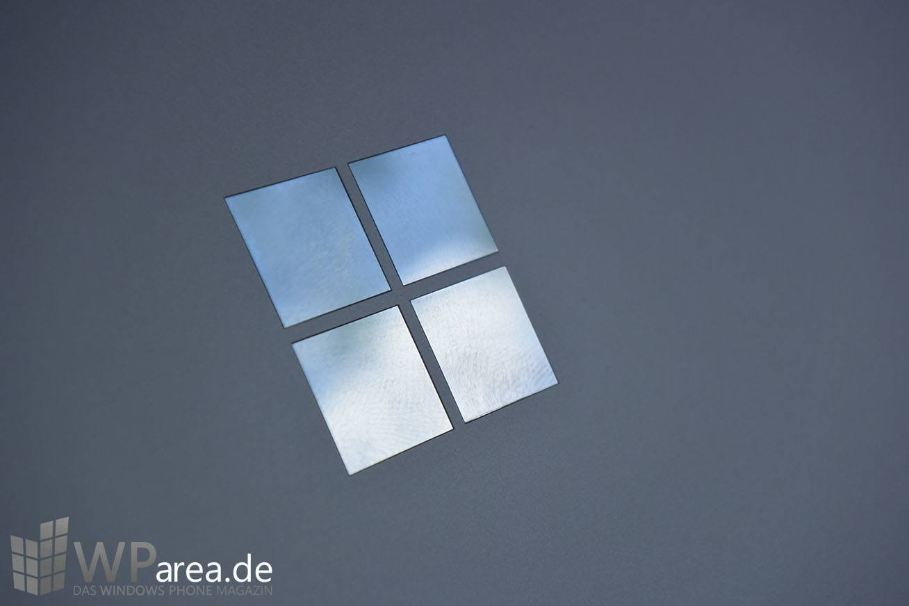 Surface 3 Review Microsoft Logo
