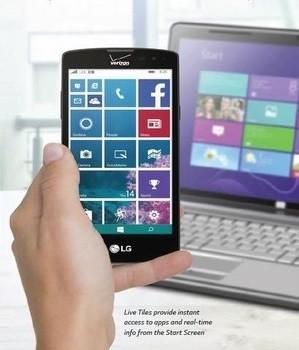 LG Lancet: Fast alle Details zum neuen Windows Smartphone von LG