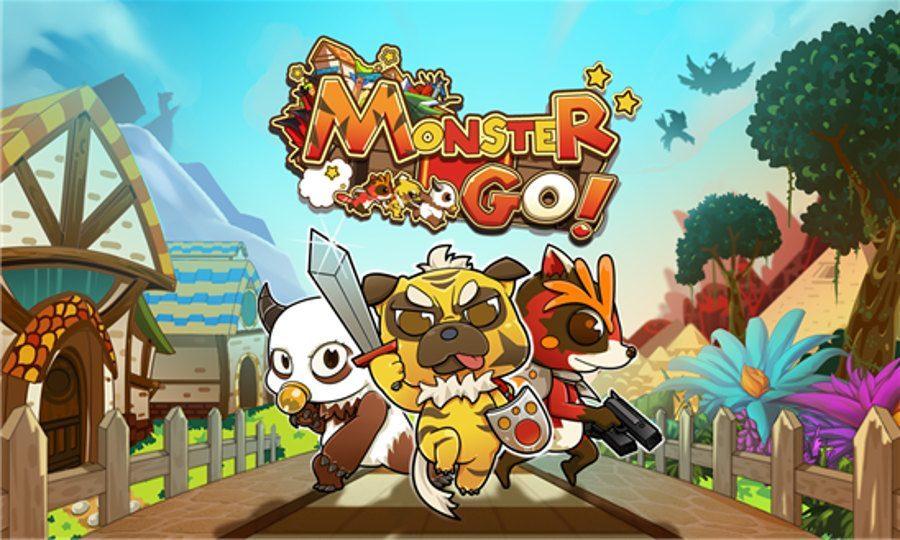 Monster Go! mit Xbox-Integration für Windows Phone erschienen