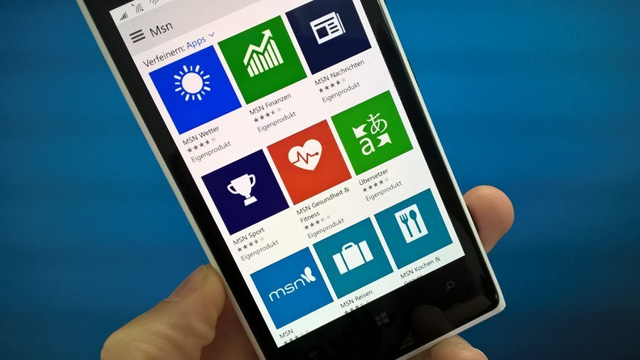 MSN Nachrichten erhält praktische Live-Kachel Änderung im Fast Ring