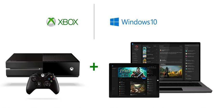 xbox+windows10