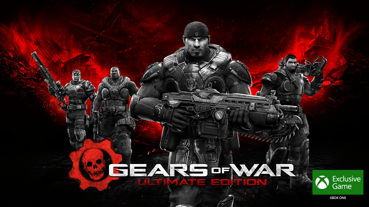Gears Of War Unlimited Edition