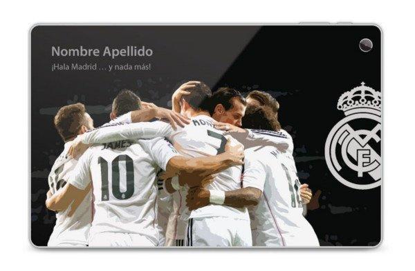 Real Madrid Tablet 2
