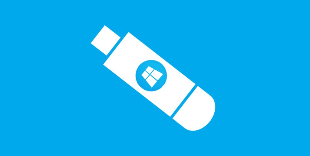 Titelbild zeigt einen USB-Stick.