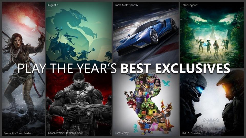Xbox One E3 2015 Hero
