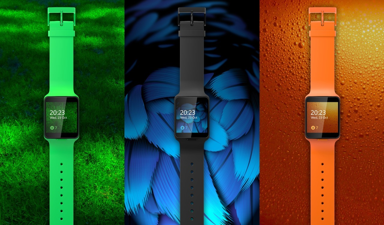 [Update] Smartwatch-Konzept: Die Microsoft Moonraker stellt sich vor