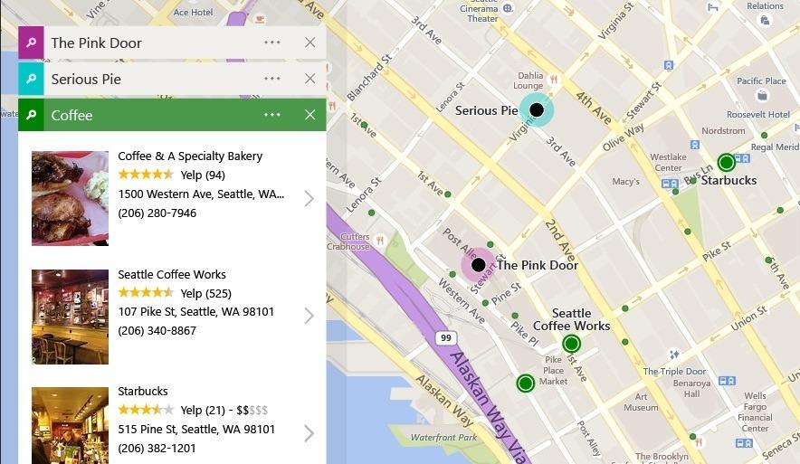 Microsoft präsentiert umfangreiches Update für Bing Maps, Preview schon jetzt verfügbar