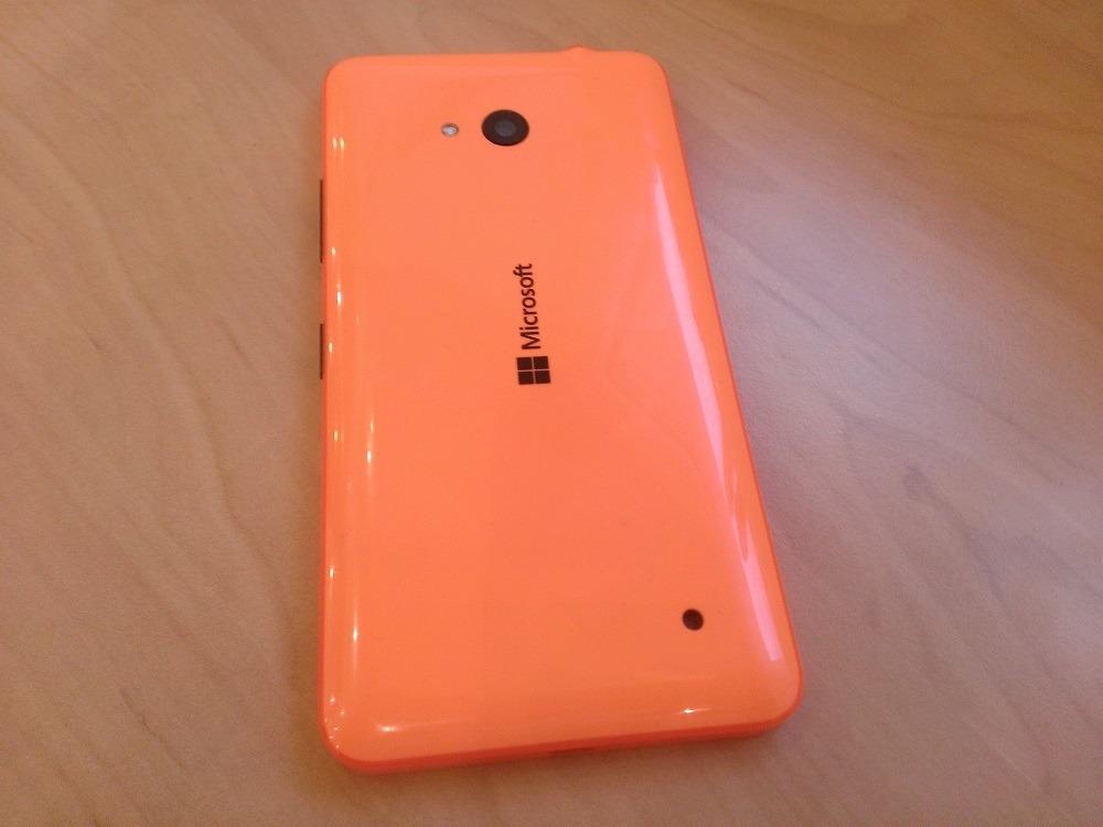 Microsoft Lumia 640 Rueckseite2