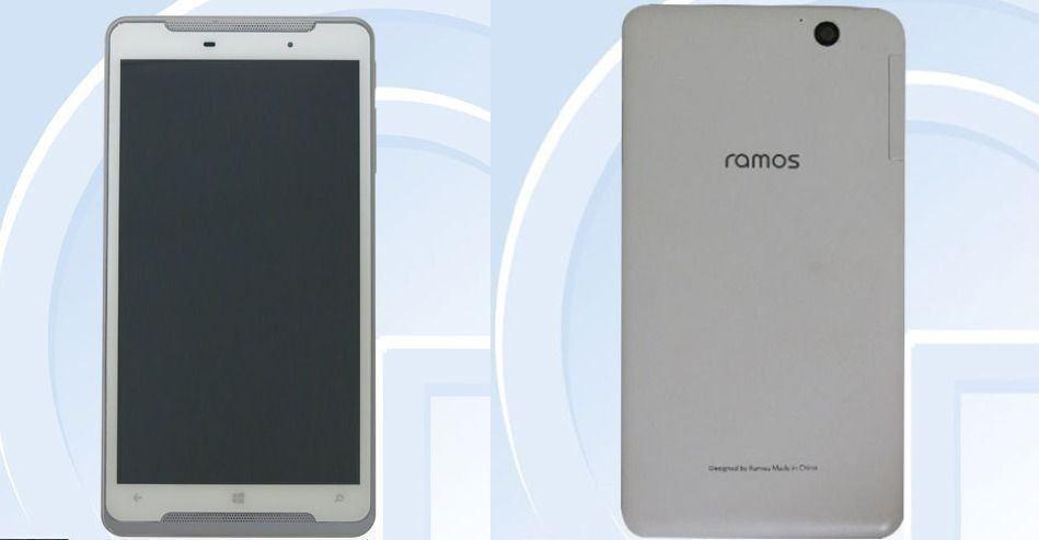 Ramos Q7 7-Zoll Windows Phone
