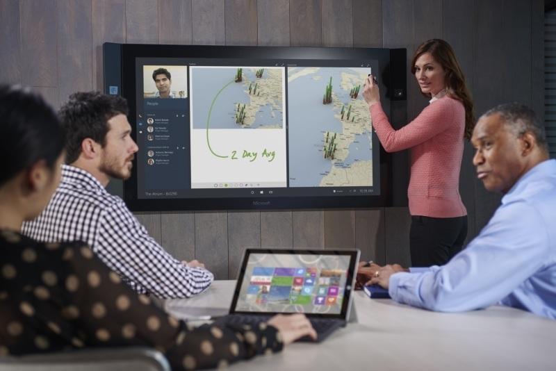 Surface Hub 2 – Microsoft verspricht Infos bis Mitte des Jahres