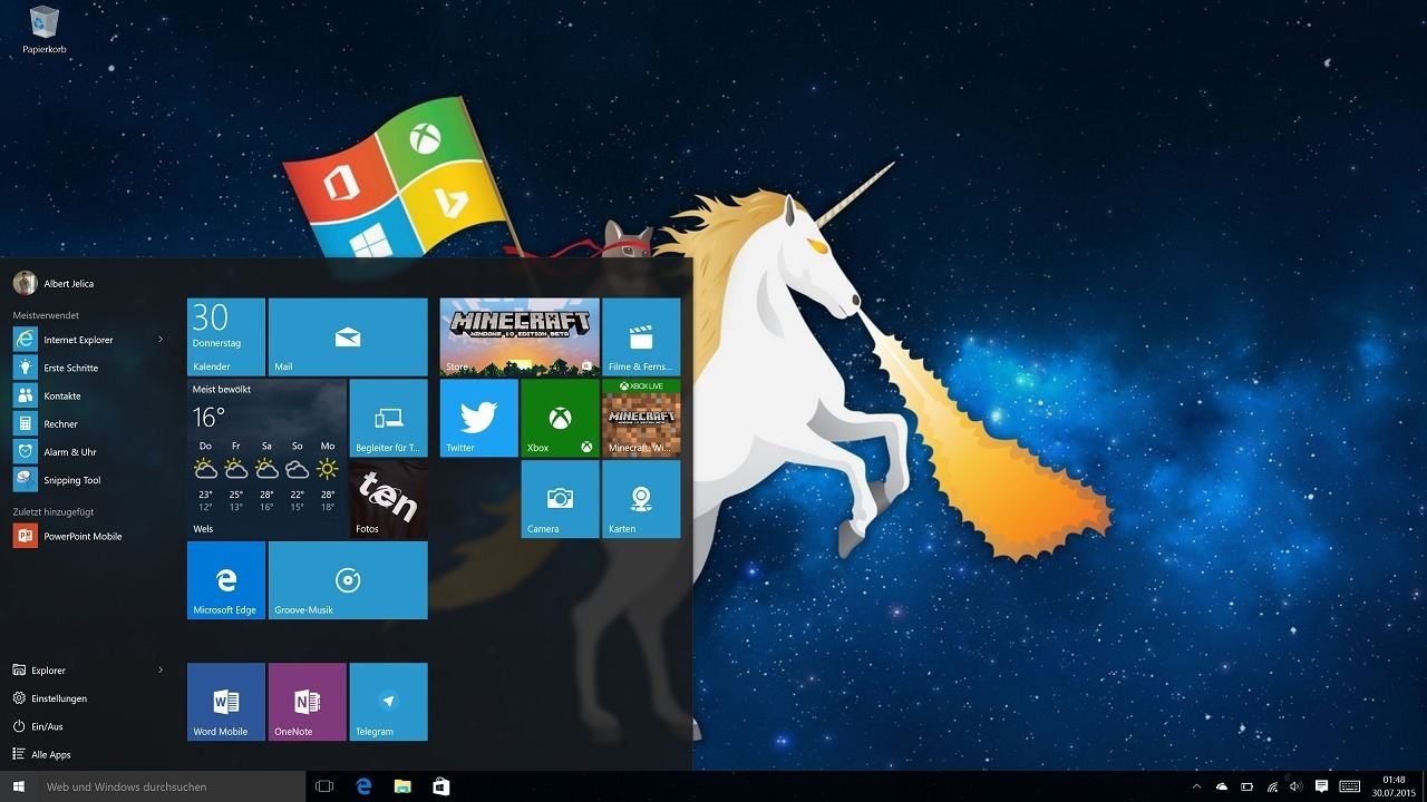 Windows 10 Review & Video: Das beste Windows aller Zeiten