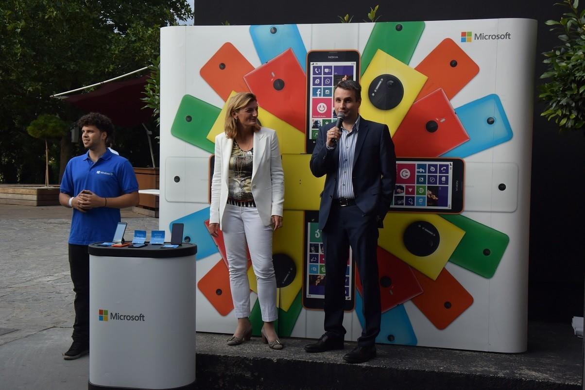 Windows 10 Launch Event Wien Alexander Linhart