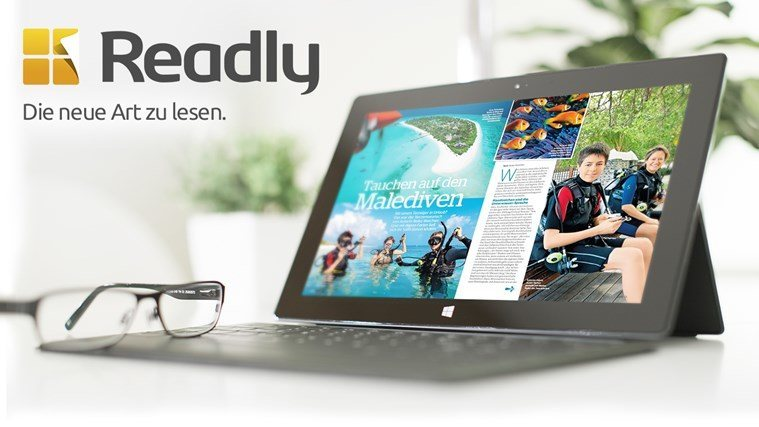 Zeitschriften-Flat: Readly & Deutsche Telekom kooperieren