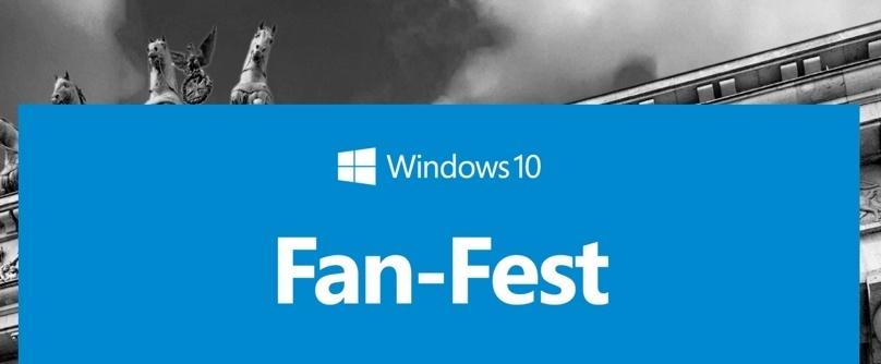 [Update: Die Gewinner] Feiere den Start von Windows 10 am 29. Juli in Berlin – 6 exklusive Einladungen warten auf euch