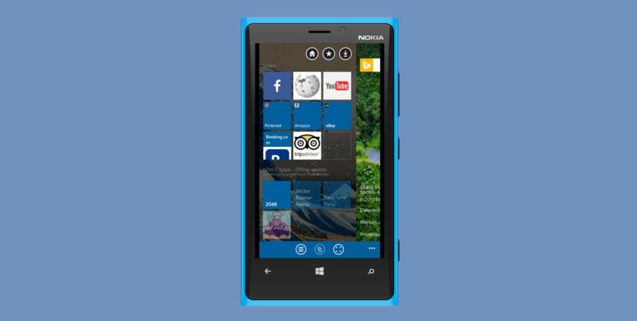 Surfy-WindowsPhone