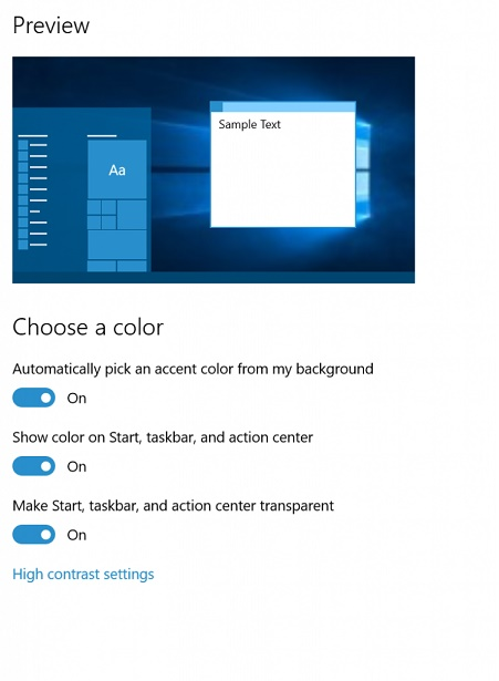 Windows 10 Build 10525