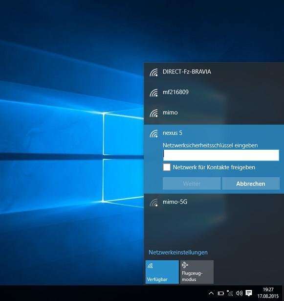 programme freigeben windows 10