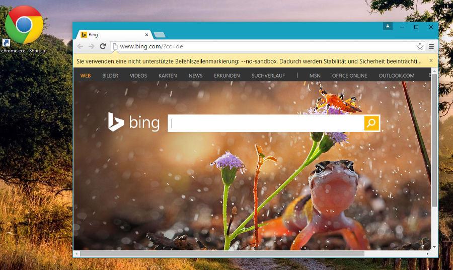 Microsoft kontert, findet Sicherheitslücke in Google Chrome und spendet Bug-Bounty