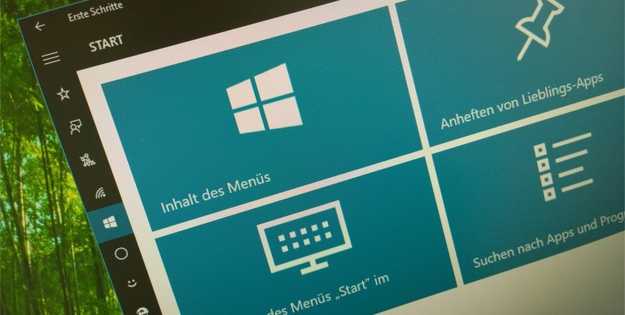 Windows 10 Anleitung: Desktopsymbole ein- oder ausblenden