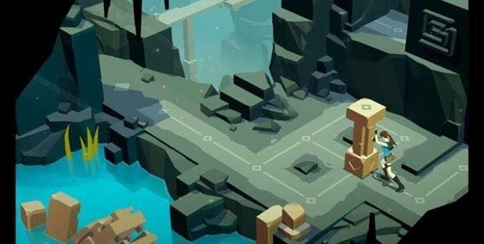 [Update: Problem behoben] Lara Croft GO als Universal-App erhältlich