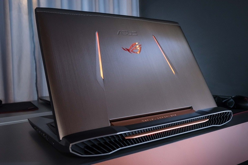 ASUS ROG G752 Gaming Notebook