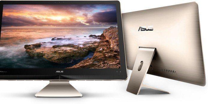 ASUS nennt die Spezifikationen des Zen AiO S Z240IC Desktop-PCs