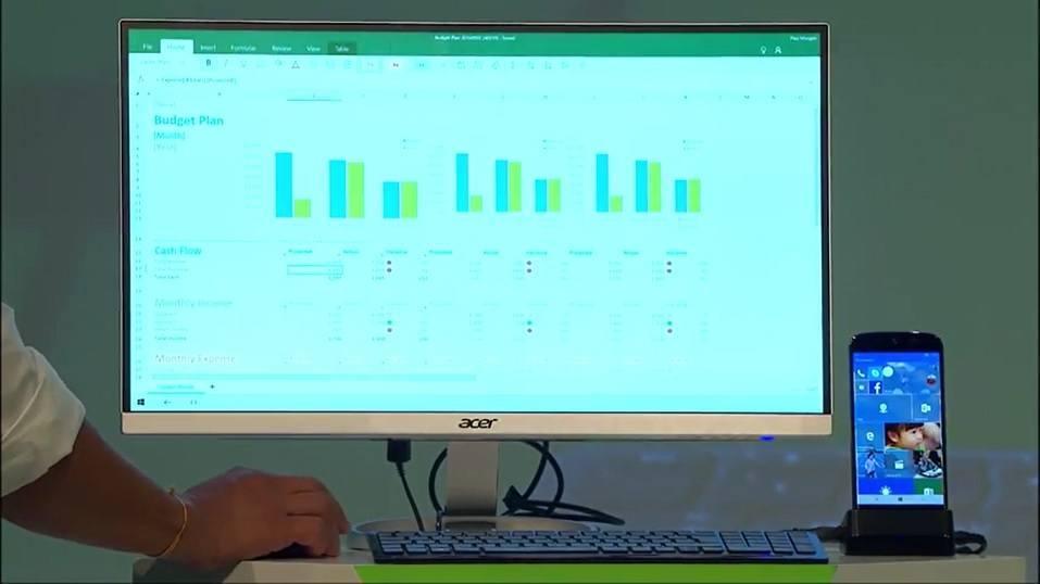 Acer Jade Primo Continuum