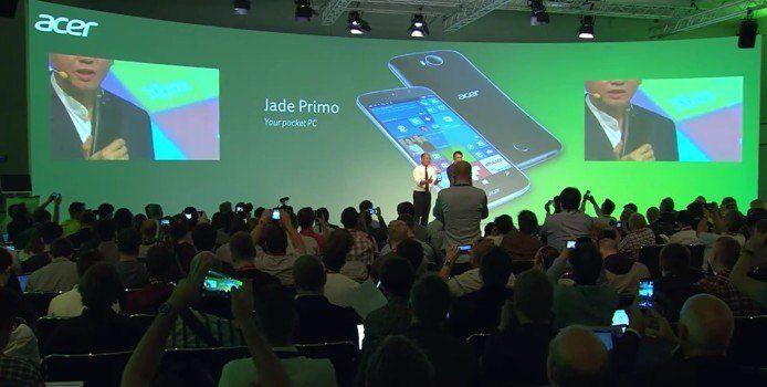 Acer Jade Primo kommt mit Tastatur, Maus und Dock
