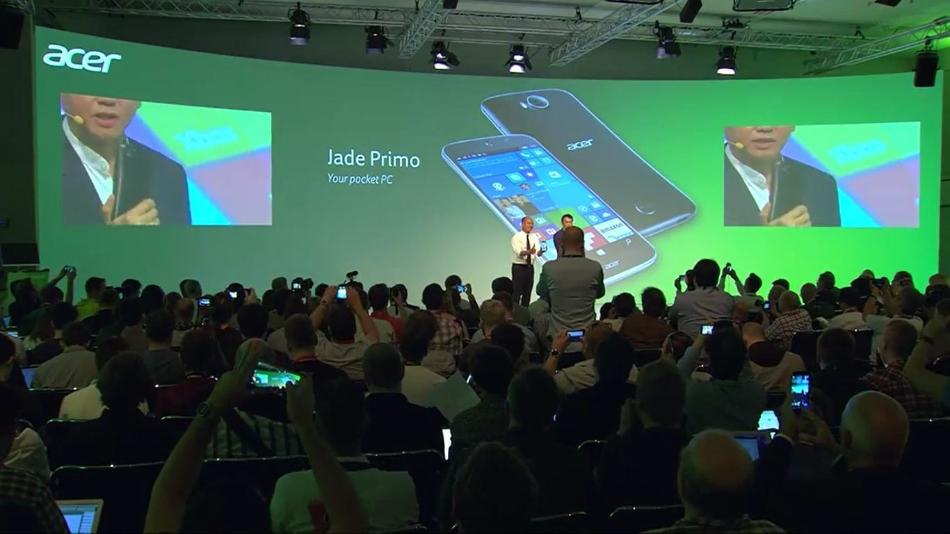 Acer Jade Primo Pocket PC