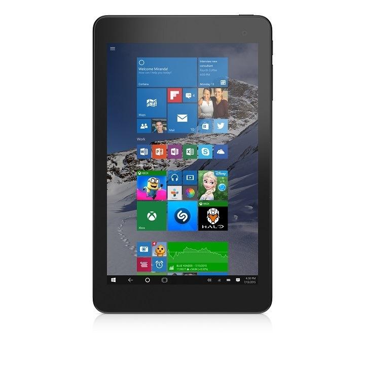 Dell Venue 8 Pro 5000 Series (Model 5855) Windows 8-inch tablet computer, codename Blackwell.