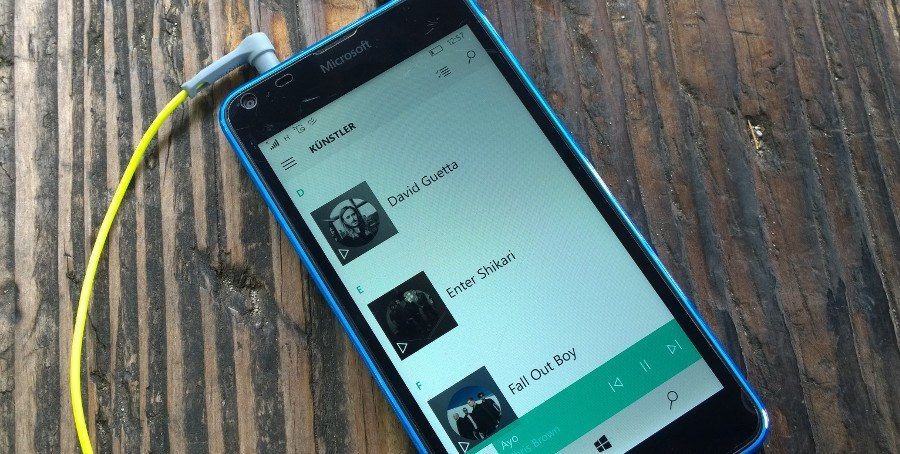 Groove_Musik_Windows-10-Mobile