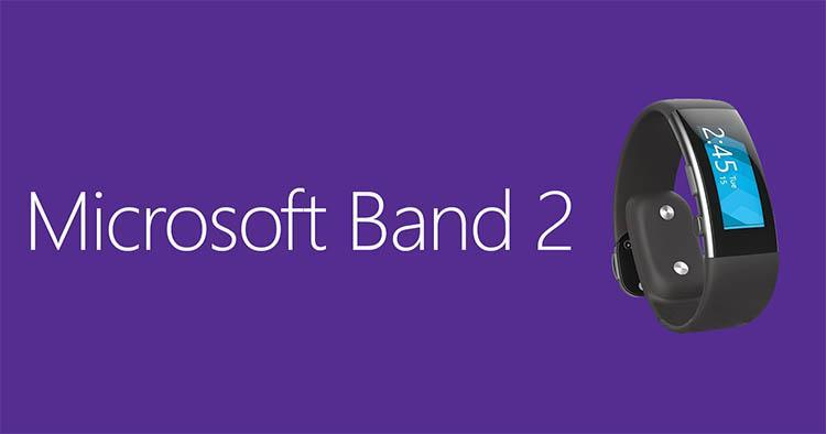 Microsoft Band 2 Titelbild