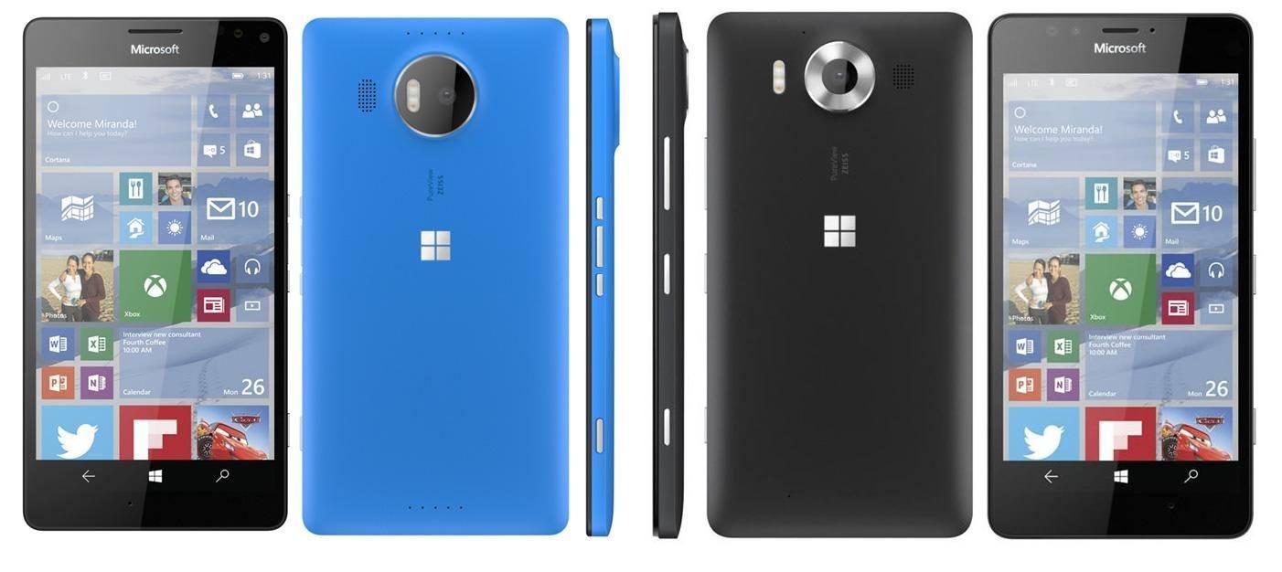 Microsoft-Lumia-950-950XL-Leak-evleaks quer