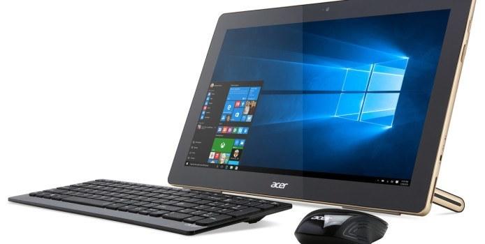 Acer präsentiert portablen All-in-One PC Aspire Z3-700