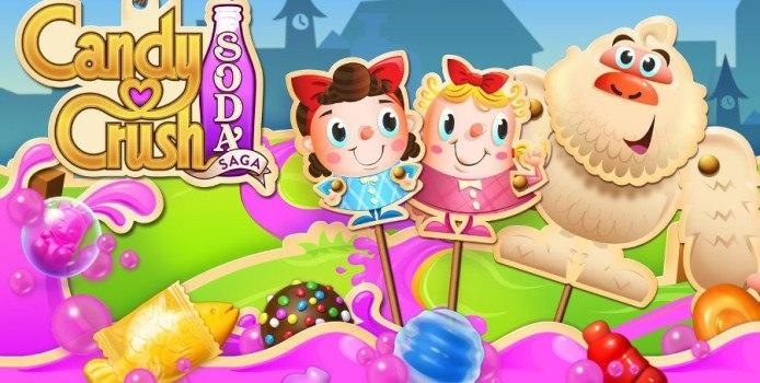 [Update] Candy Crush Soda Saga nun auch für Windows 10 verfügbar