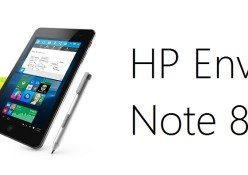 HP Envy Note 8
