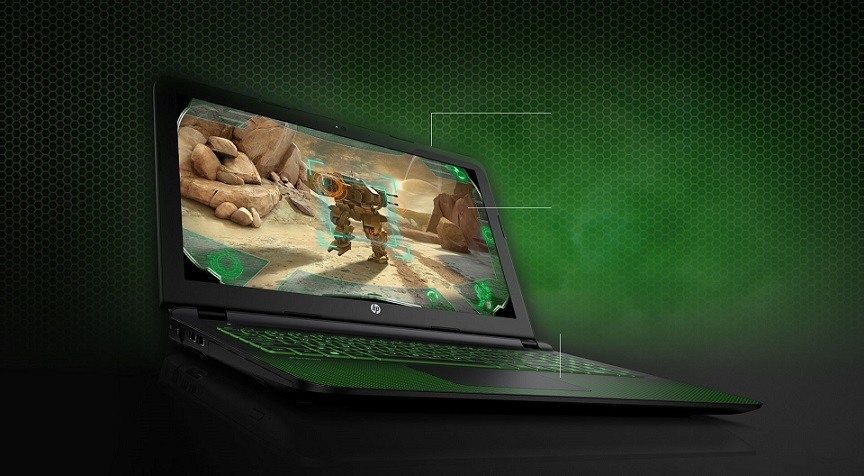 HP Pavilion Gaming Gaming-Notebook