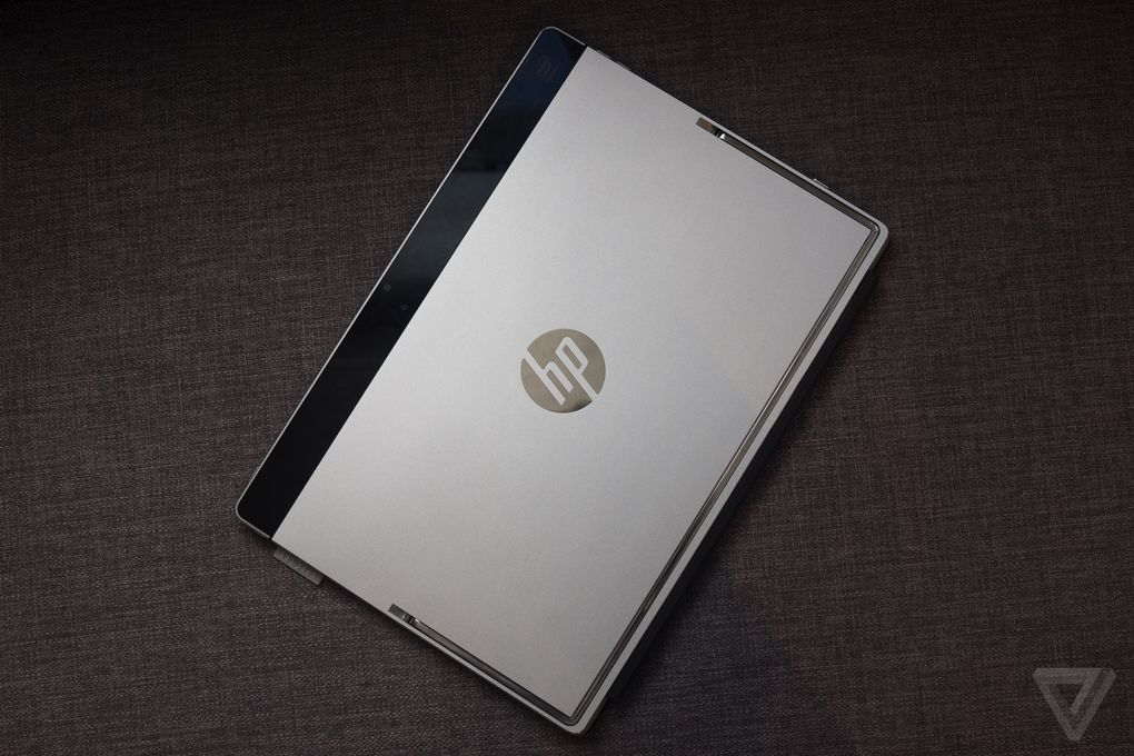 HP Spectre x2 12 back verge