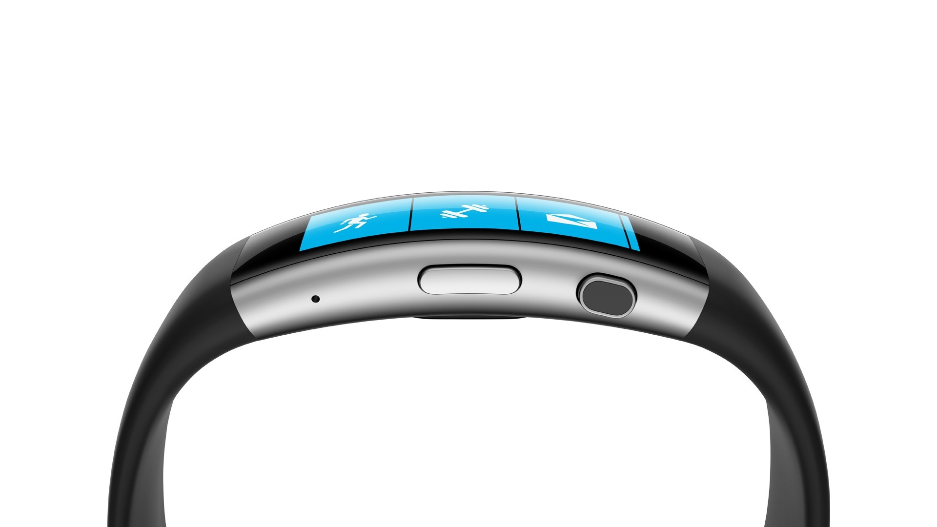 Microsoft Band 2 Render