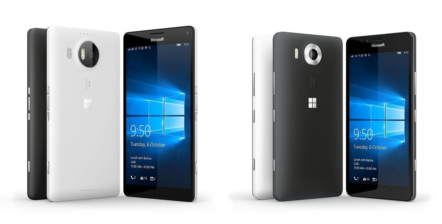 Microsoft Lumia 950 und Lumia 950 XL