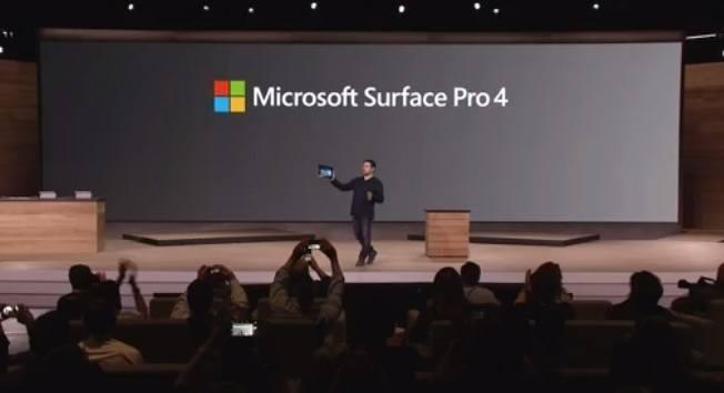 Surface Pro 4