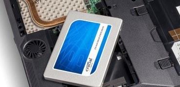 Cruicial 500 Gigabyte SSD Deal Angebot