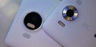 Lumia 950 und Lumia 950 XL weiß
