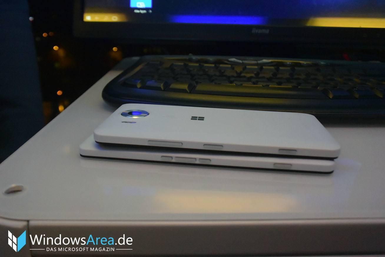 Microsoft Lumia 950 Lumia 950 XL vergleich
