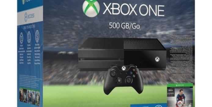 [Update] Deal: Xbox One 500GB mit FIFA 16 & 1 Monat EA Access für 299 EUR